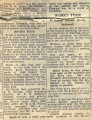 5th July 1954 Report of the visit by Princess Margaret to Squires Gate. Source: Blackpool Evening Gazette
