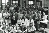 1944 - Tool Room staff at Canbury Park Road