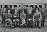 1950 or 1951 The Works Committee at Langley. Source: Link