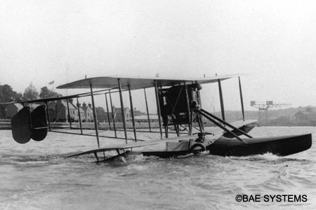 1913 Sopwith Bat Boat