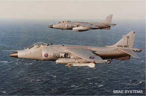 1979 Hawker Siddeley Sea Harrier