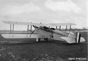 1919 Sopwith Atlantic